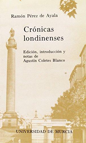 9788486031756: Crónicas Londinenses