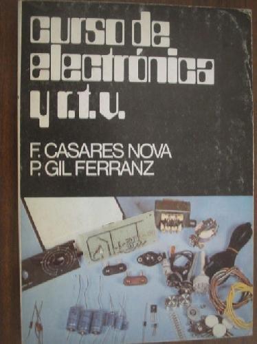 9788486048068: CURSO DE ELECTRÓNICA Y R.T.V.
