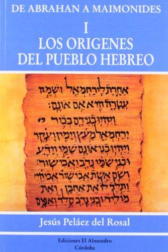9788486077563: Los Orígenes Del Pueblo Hebreo (Colección Estudios de cultura hebrea) (Spanish Edition)