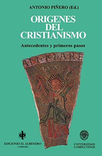 9788486077952: En Los Orígenes Del Cristianismo (Spanish Edition)