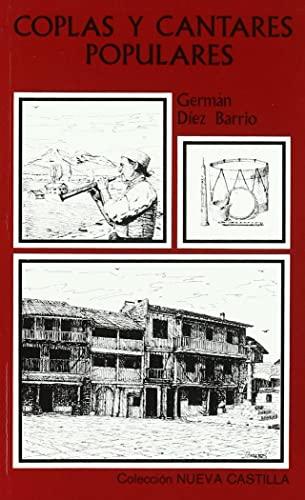 9788486097172: Coplas y Cantares Populares. Coleccion Nueva Castilla Nº16