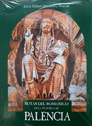 9788486097905: Rutas del romanico en la provinciade Palencia