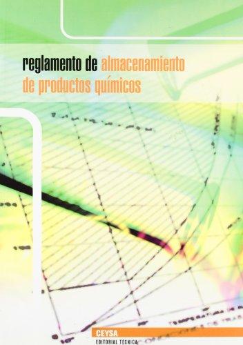 9788486108182: REGLAMENTO ALMACENES PRODUCTOS QUIMICOS