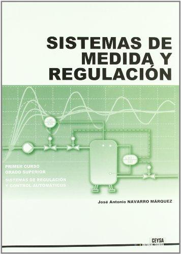 Sistemas de medida y regulación (Paperback): José Antonio Navarro