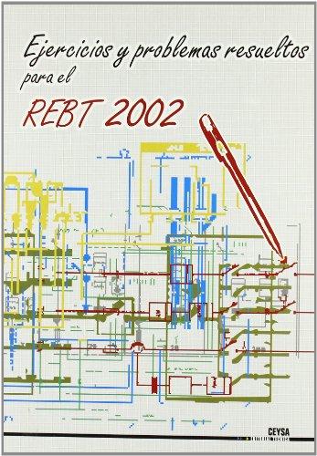 9788486108304: Ejercicios y problemas resueltos para el rebt 2002