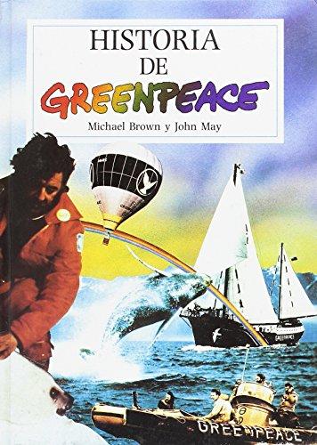 9788486115227: La historia de Greenpeace
