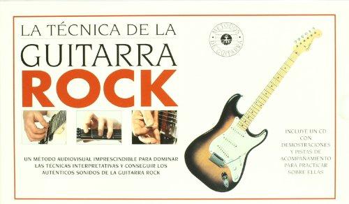 9788486115371: Tecnica De La Guitarra Rock, La (+ Cd)