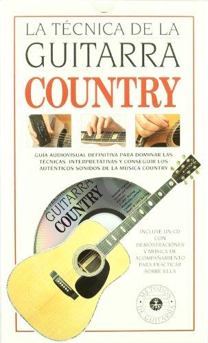 9788486115388: Guitarra country