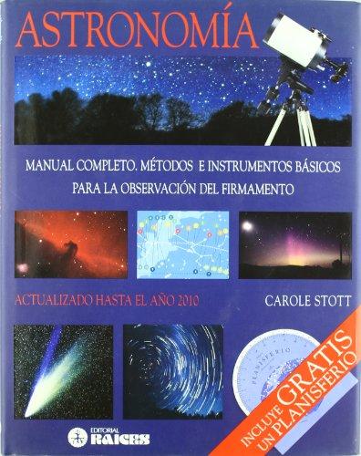 9788486115432: Astronomía