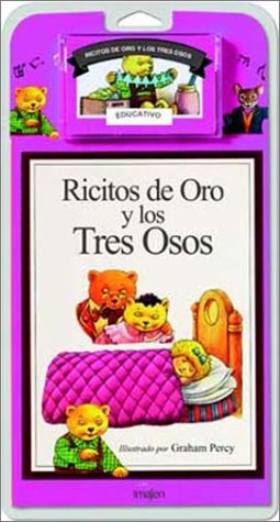 Ricitos de Oro y los Tres Osos / Goldilocks and the Three Bears - Book and Cassette (Cuentos Clasicos / Classic Tales) (Spanish Edition) (8486154057) by Graham Percy