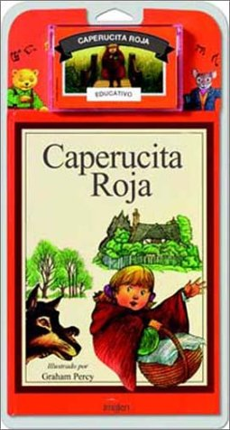 9788486154066: Caperucita Roja / Little Red Riding Hood - Libro y Cassette (Spanish Edition)