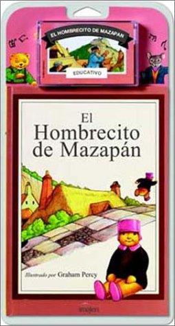 9788486154097: Hombrecito Mazapan,El.Con Cassette