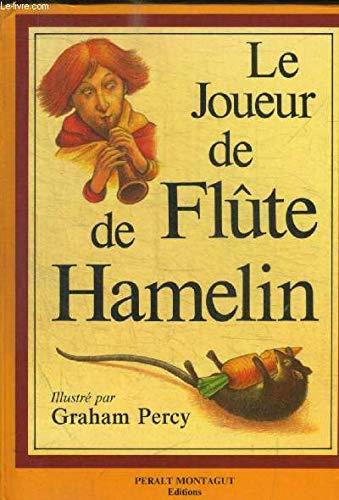 Joueur de Flûte de Hamelin (le)(K7): Percy