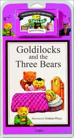 9788486154912: Goldilocks and the Three Bears - Book and Cassette