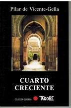 9788486181352: Cuarto creciente (Colección de poesía Tagore) (Spanish Edition)
