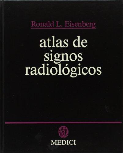 9788486193119: ATLAS DE SIGNOS RADIOLOGICOS: ATLAS SIGNS RADIOLOG (MEDICINA * MEDICI)