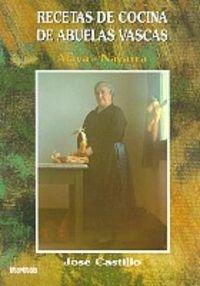 9788486202613: Recetas de cocina de abuelas vascas (Araba/Nafarroa)