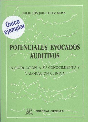 9788486204402: Potenciales evocados auditivos