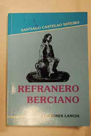 9788486205645: Refranero berciano