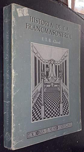 9788486207090: Historia de la francmasonería / Historia de la francmasoneria