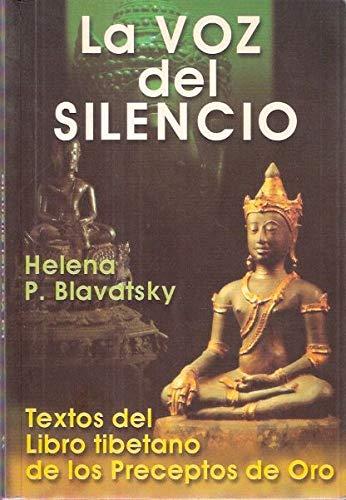 9788486221065: La voz del silencio