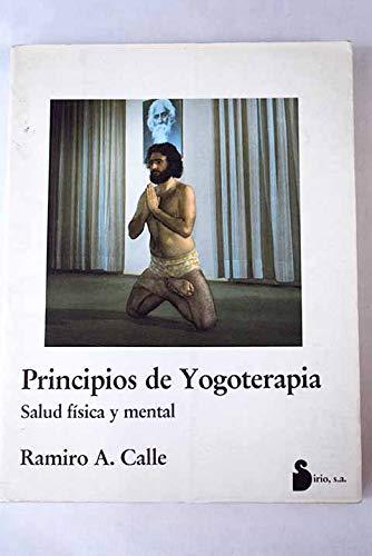 9788486221157: PRINCIPIOS DE YOGOTERAPIA