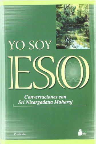 9788486221973: Yo Soy Eso
