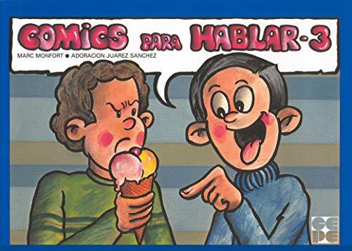 Cómics para hablar, 3: Adoración; Monfort, Marc