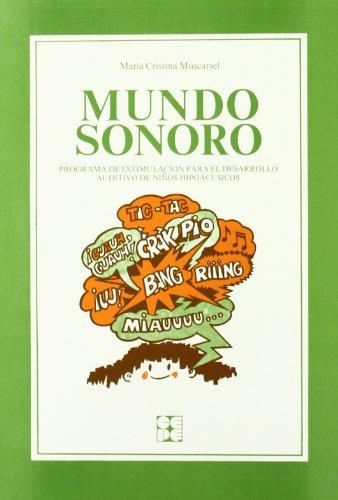 9788486235772: MUNDO SONORO