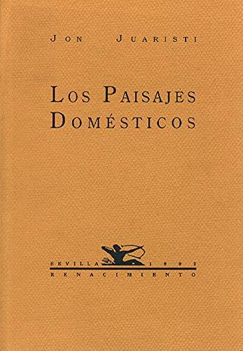 9788486307523: Paisajes Domesticos. (Calle del Aire)