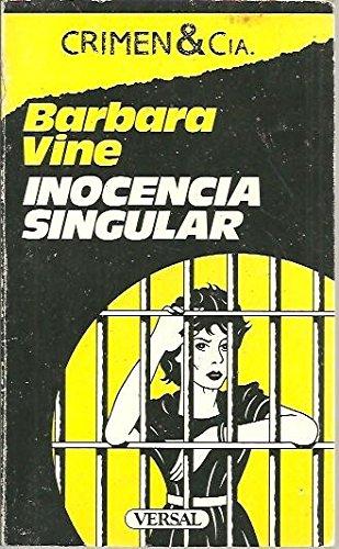 9788486311551: Inocencia singular