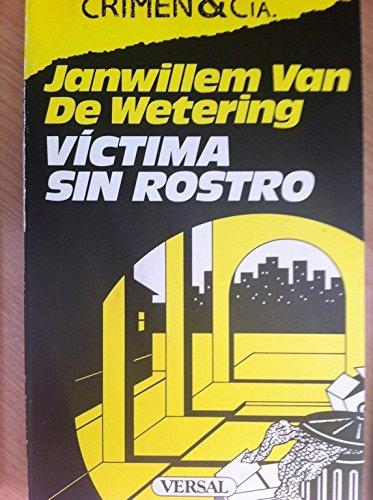 9788486311797: Victima sin rostro