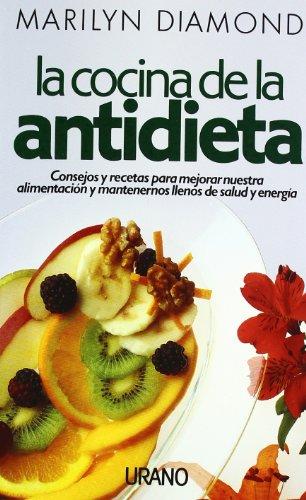 La Cocina De La Antidieta (Spanish Edition): Marilyn Diamond