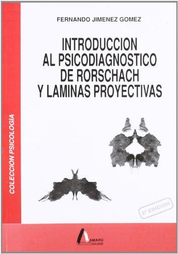 9788486368258: Introducción al psicodiagnóstico de Rorschach y láminas proyectivas