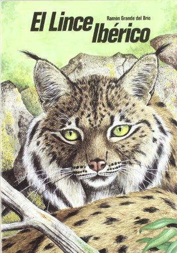 9788486368746: El lince ibérico (Lynx pardina) en Castilla y León