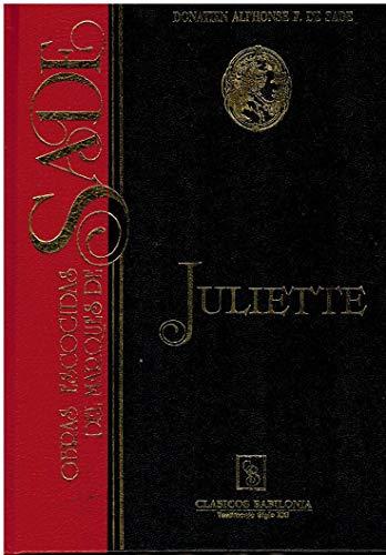 9788486393120: Juliette obras escogidas