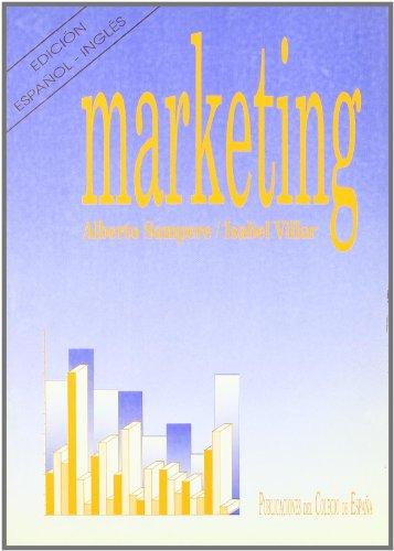 9788486408138: Coleccion Espanol Comercial: Marketing
