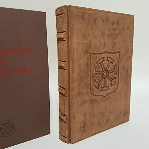 9788486410346: Las profecias de nostradamus, 2 vols. (facsimil+estudio)