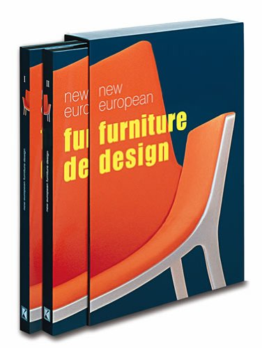 9788486426859: New european furniture design Colección