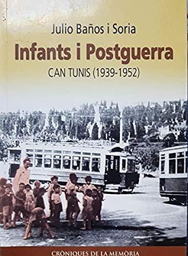 Infants i posguerra: Baños Soria, Julio
