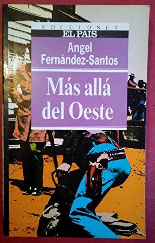 9788486459260: Más allá del oeste (Colección A cinco columnas) (Spanish Edition)
