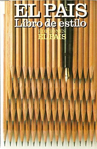 9788486459307: Pais libro de estilo, el