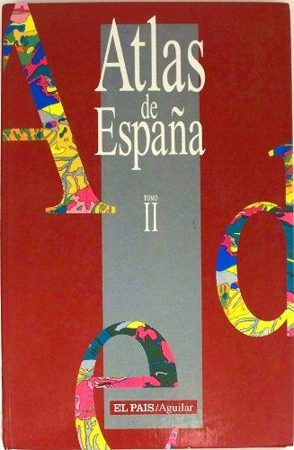 9788486459390: Atlas de España (Spanish Edition)