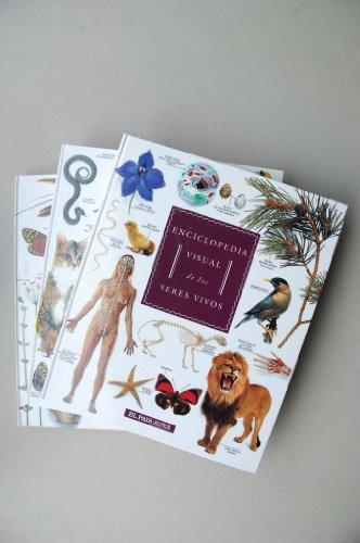 Enciclopedia visual de los seres vivos. Tomo III : Insectos, mariposas, moluscos y crustá...