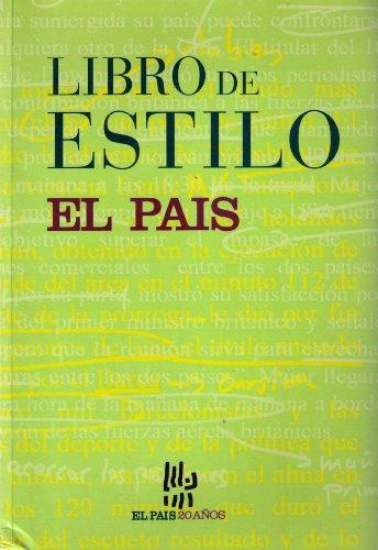 9788486459697: Libro de Estilo (Spanish Edition)