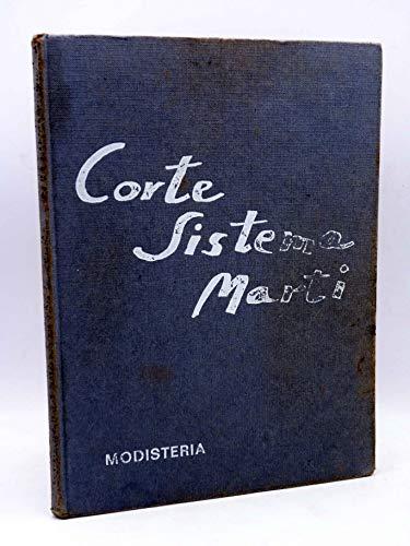 9788486471002: Corte sistema Martí: Modistería