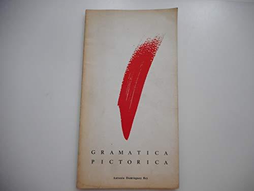 9788486477035: Gramática pictórica: El ojo táctil de Manuel Padorno (Colección Palimpsestos)