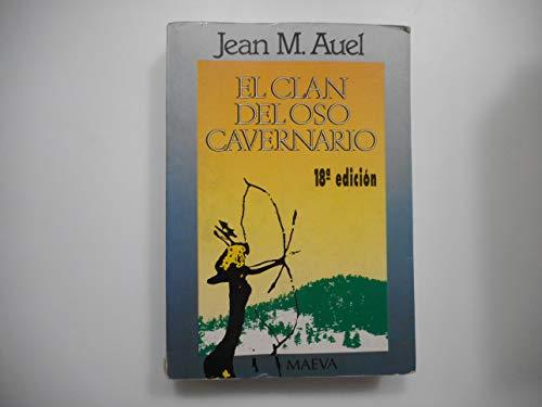 9788486478018: Clan del oso cavernario,el (Hijos De La Tierra/Earth's Children)