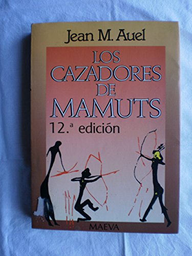 9788486478087: Los cazadores de mamuts