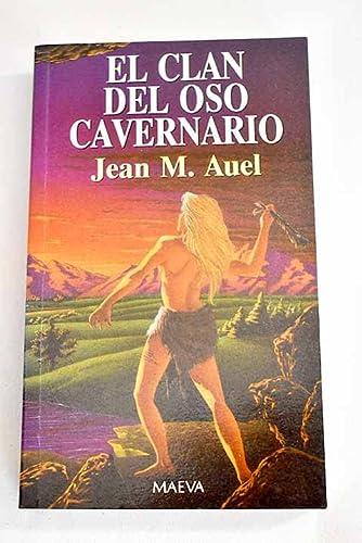 9788486478452: El Clan Del Oso Cavernario - Bolsillo -